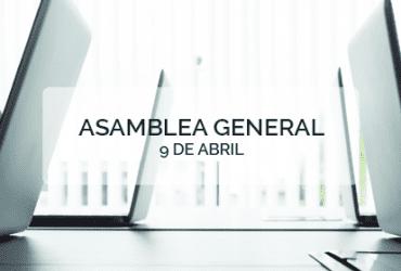 Asamblea General 9 de abril