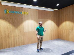 Encuentro con emprendedores en CorreosLabs 3