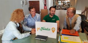 Lanzamiento GoFoodie