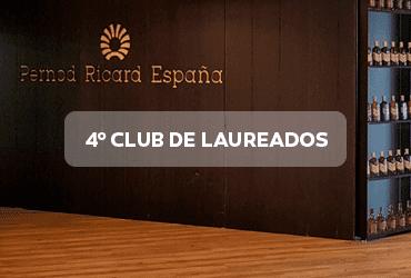 Convocatoria 4º Club de Laureados