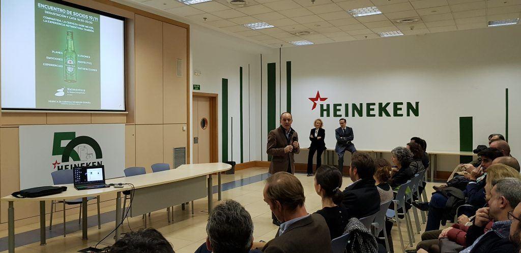 Encuentro de socios en Heineken 2