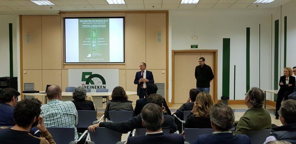Encuentro de socios en Heineken 3