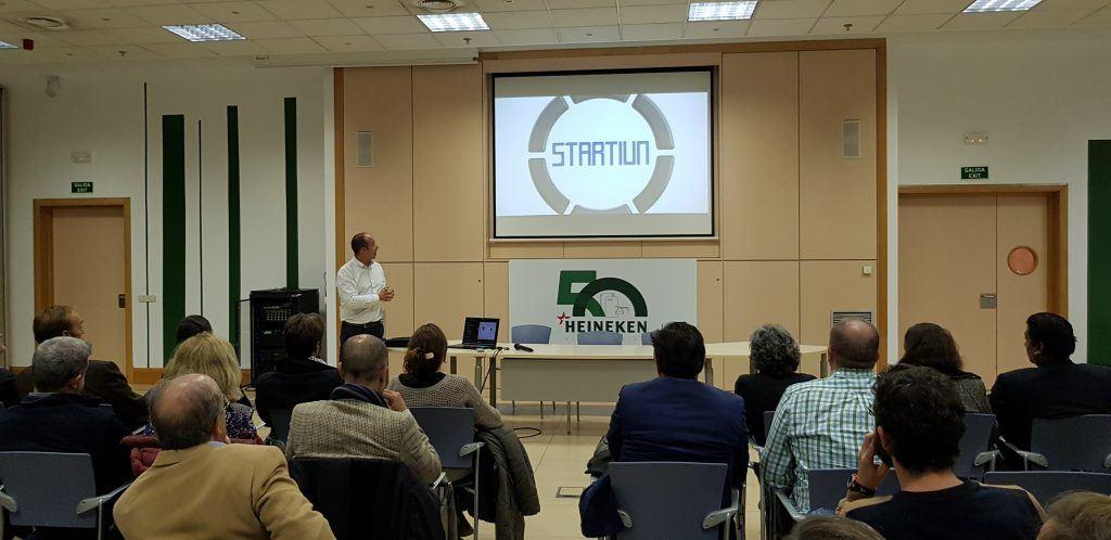 Encuentro de socios en Heineken 4