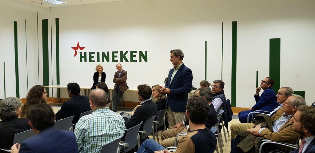 Encuentro de socios en Heineken 5