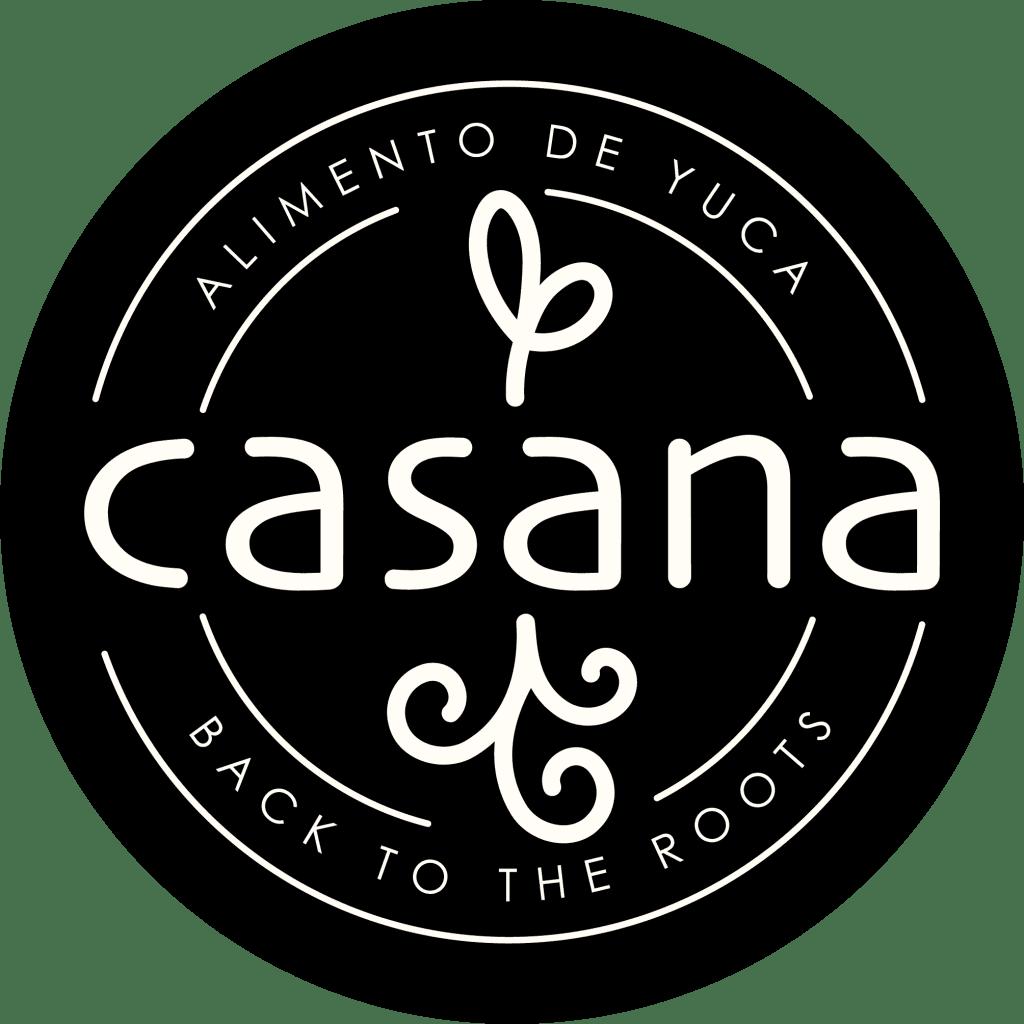 Logo Casana negro