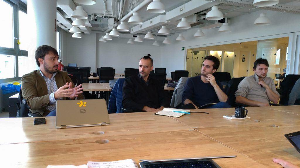 Nuestro Laureado Tomás Junquera, fundador de Rate And Grade, cuenta su experiencia con ICEXNext
