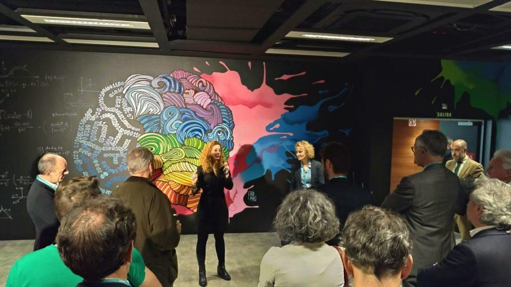 Laura Castela Presenta 42Madrid