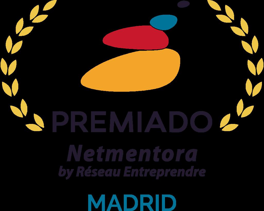 Logo Premiado Netmentora Madrid